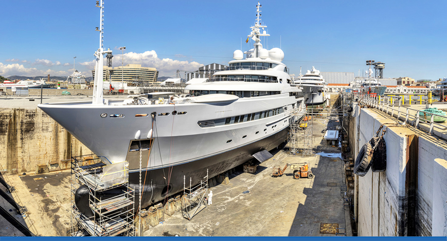 INFE Superyacht Services